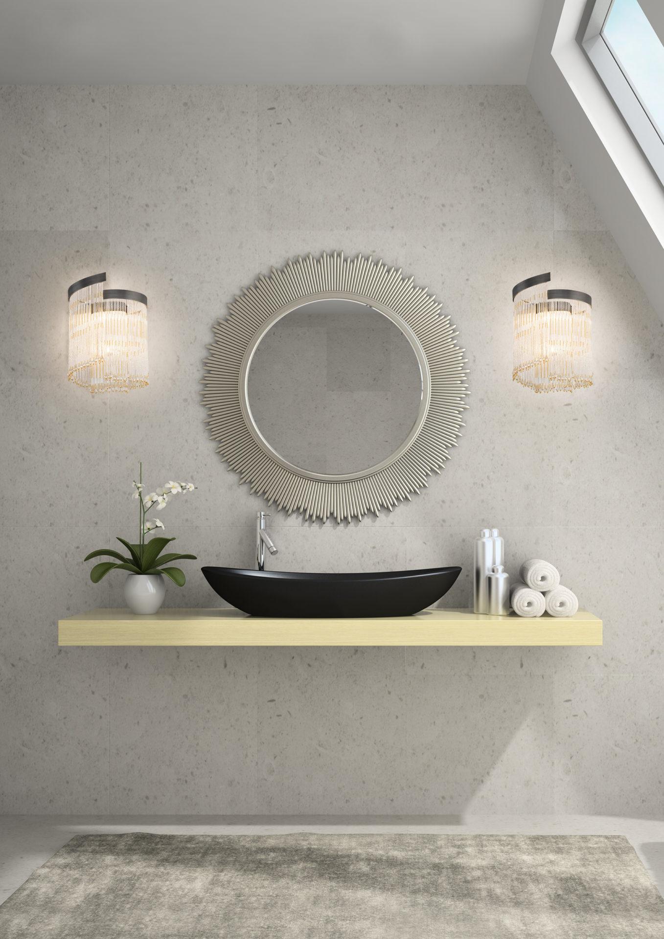 Come illuminare il tuo bagno come un professionista