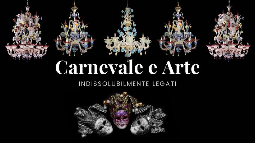 Carnevale e arte