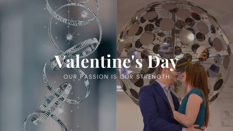Valentine's Day: our passion is our strength