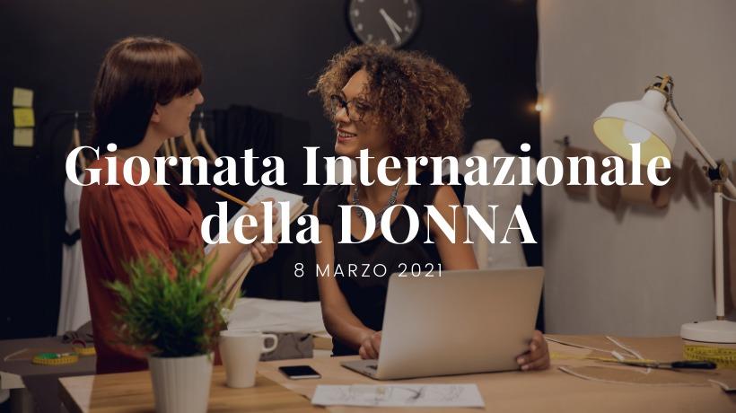 giornata internazionale della donna - donne al lavoro in ufficio