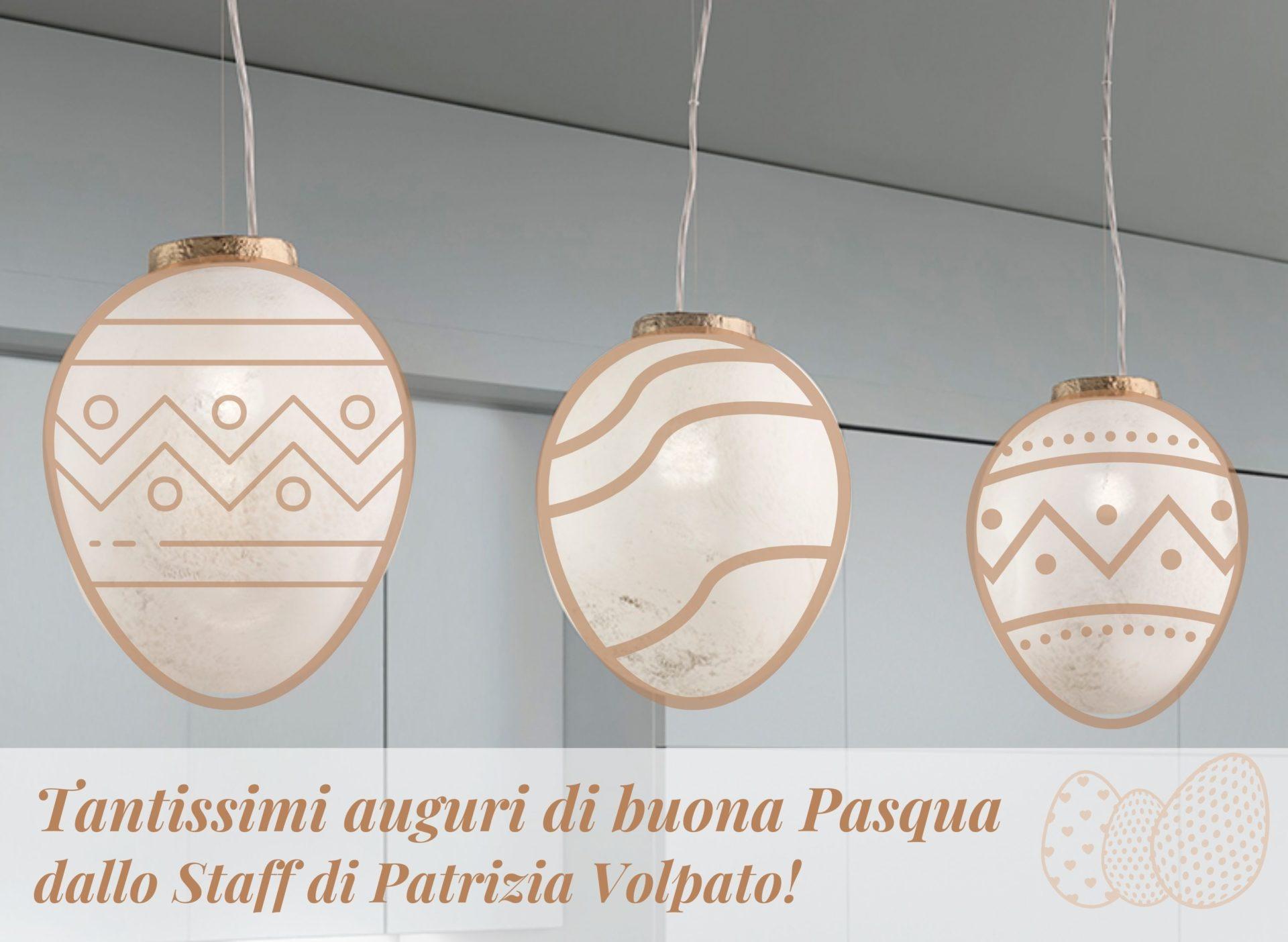 Buona Pasqua da tutto lo staff Patrizia Volpato