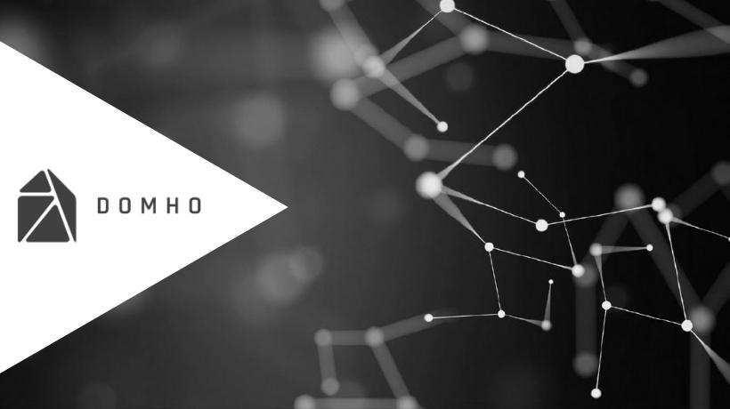 Logo progetto Domho
