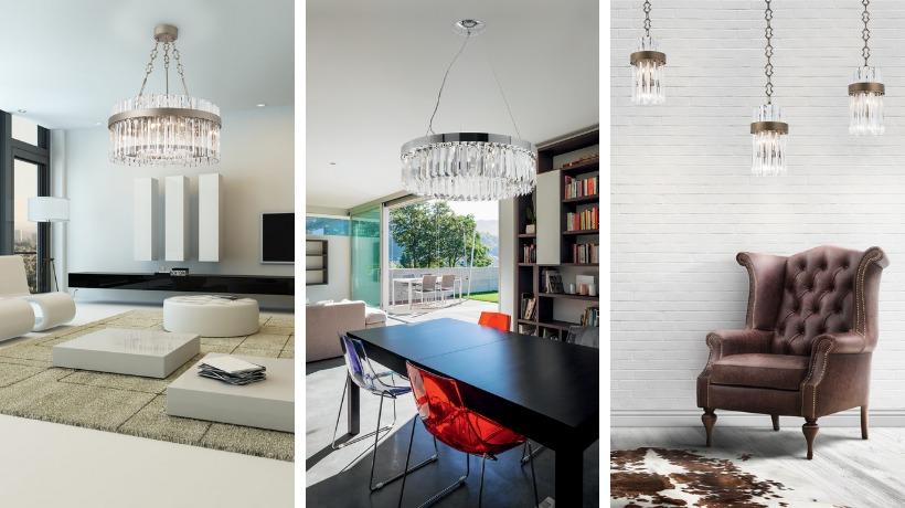 Come scegliere l'illuminazione perfetta in una casa contemporanea
