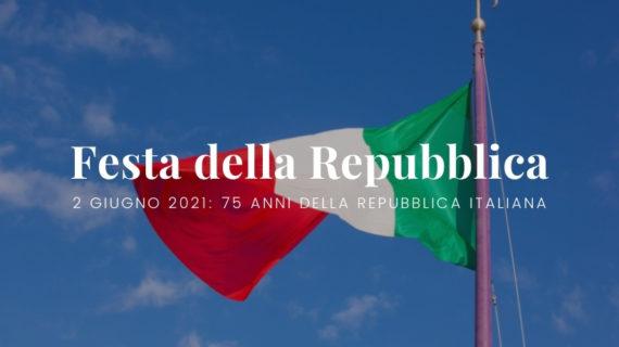 Bandiera Italiana - Festa della Repubblica