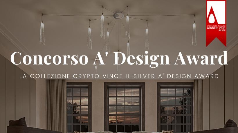 Patrizia Volpato premiata al concorso A' Design Award