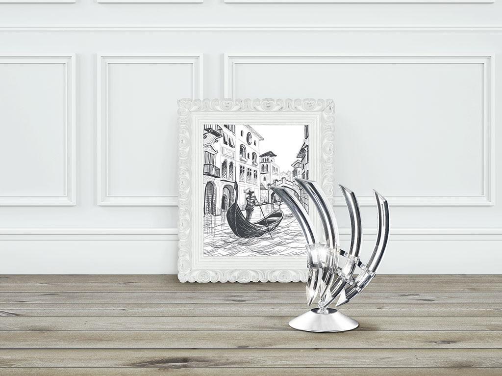 Lampada da tavolo collezione Rondò - Patrizia Volpato