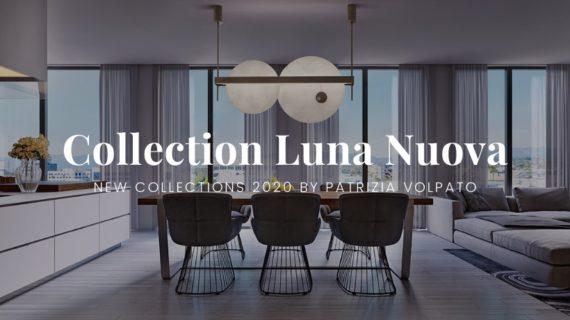 Luna Nuova Collection By Patrizia Volpato - Cover blog