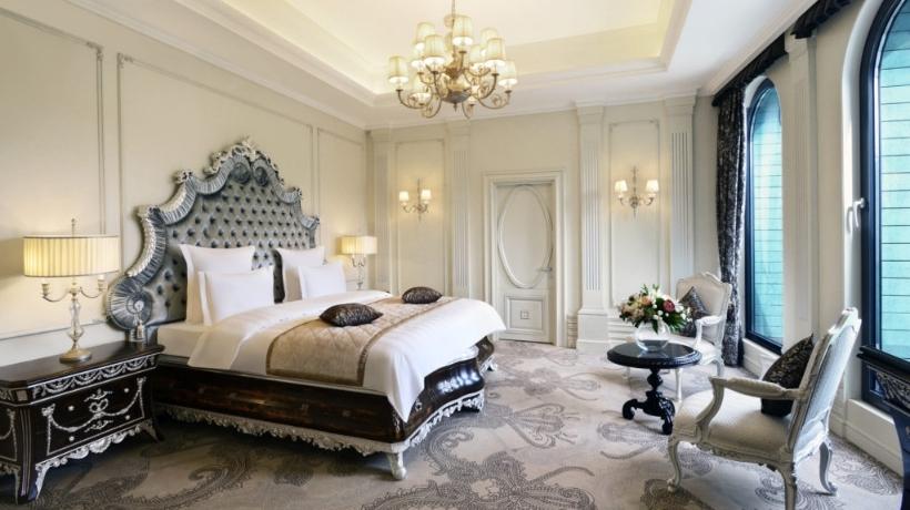 Suite presidenziale presso Hotel Ambassadori