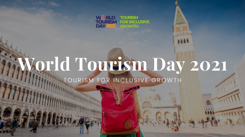 World Tourism Day 2021: a symbol of renewal